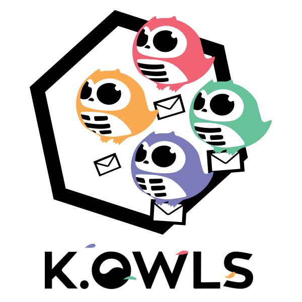 Resultado de imagen de k.owls logo