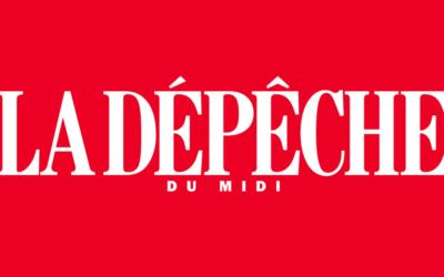 """PRESSE – Nathan Sologny dans """"La Dépêche"""""""