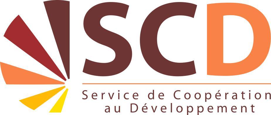 SCD : Service de Coopération au développement
