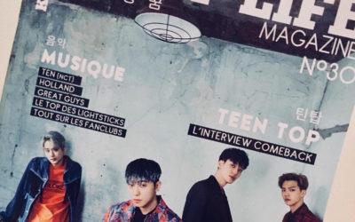 PRESSE – Kpop life Magazine