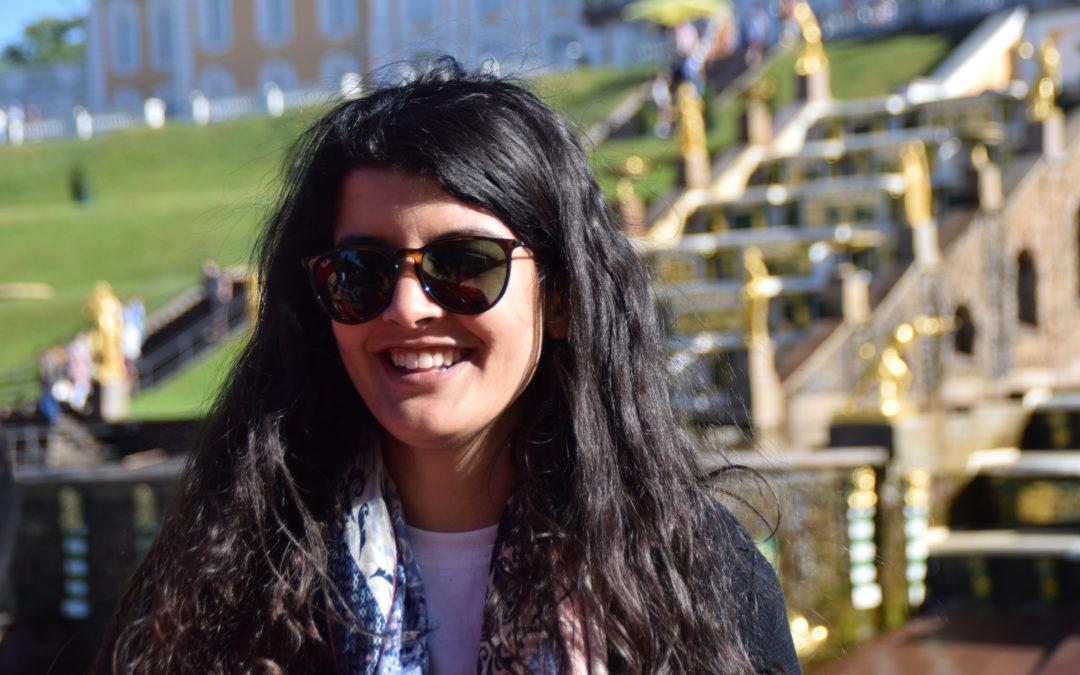 """MERIEM REZGUI – Auteure de """"Quelque chose de Tunisie"""""""