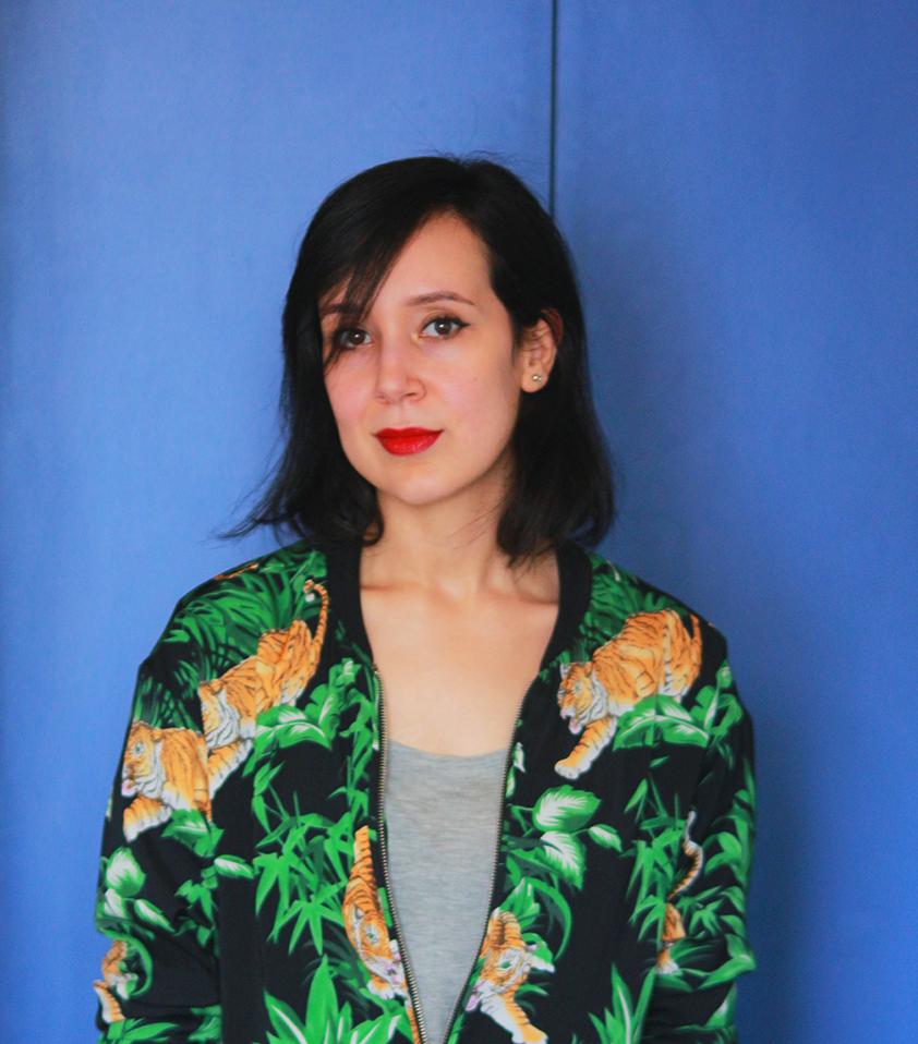 Yasmine Hosni : portrait
