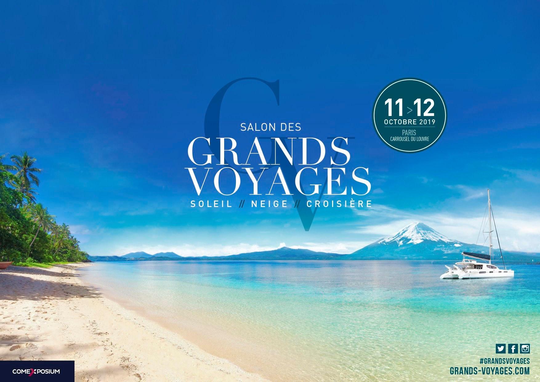 Le Salon des Grands Voyages