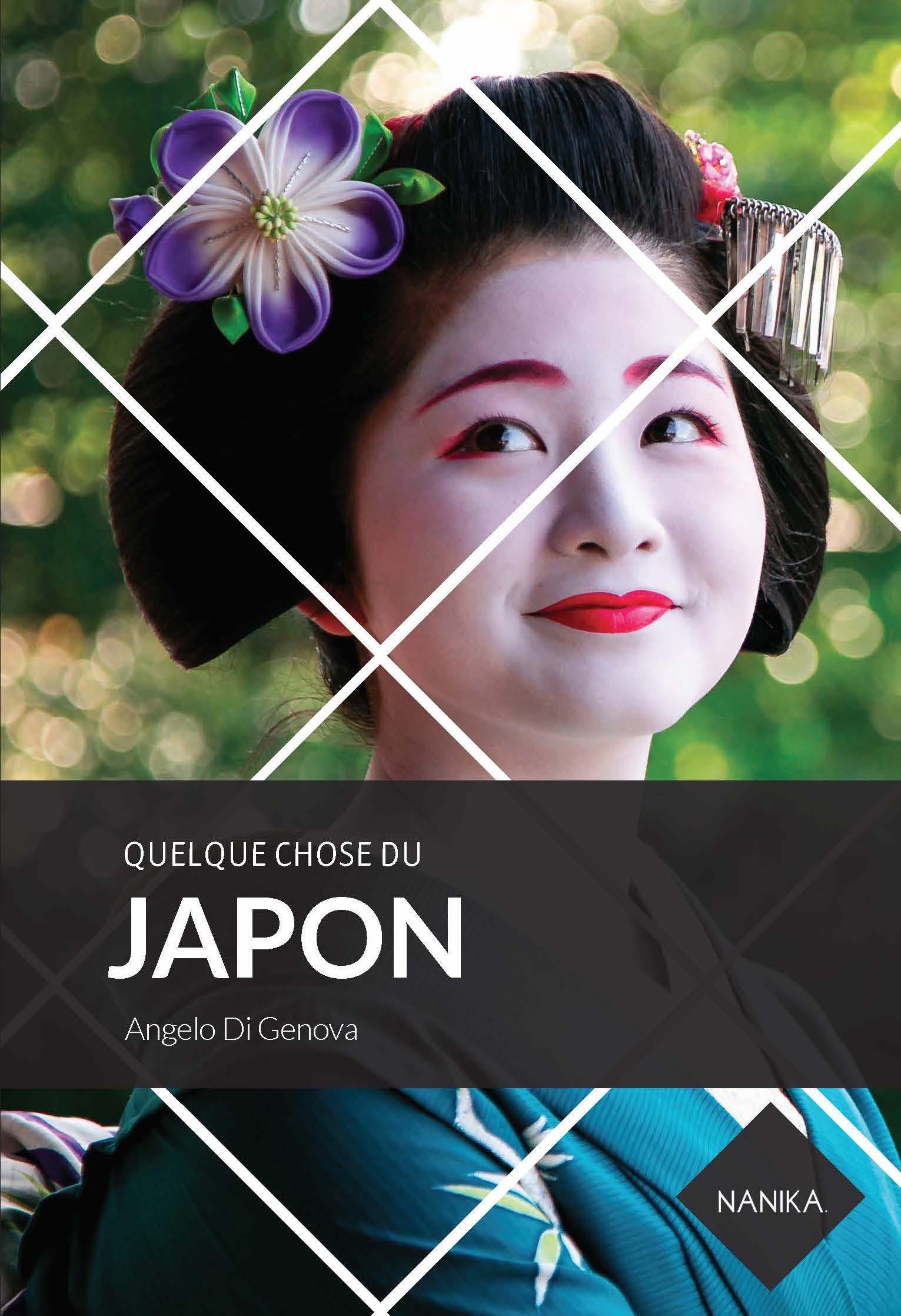 Quelque chose du Japon - éditions Nanika
